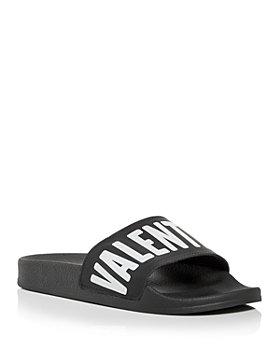 Valentino by Mario Valentino - Gaia Pool Slide Sandals (57% off) – Comparable Value $299