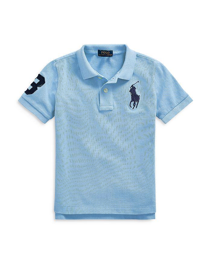 Ralph Lauren - Boys' Big Pony Polo Shirt - Little Kid, Big Kid