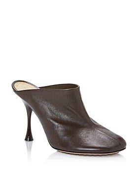 Bottega Veneta - Women's Dot Slip On High Heel Pumps