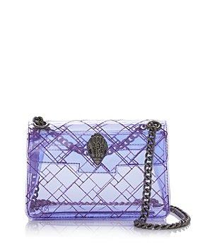 KURT GEIGER LONDON - Kensington Transparent Mini Shoulder Bag