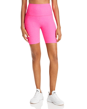 Beyond Yoga Crossroads High-Rise Bike Shorts