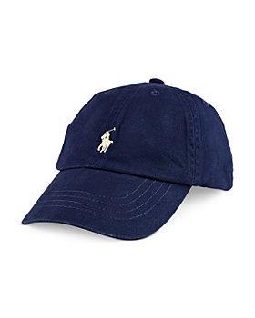 Ralph Lauren - Boys' Classic Twill Baseball Cap - Little Kid