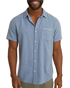Marine Layer - Slubbed Sport Shirt