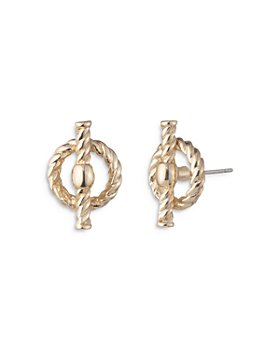 Ralph Lauren - Toggle Stud Earrings