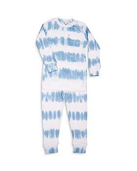 Noomie - Boys' Tie Dyed Pajama Set - Little Kid