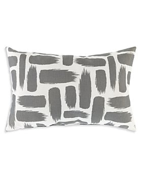 "Surya - Stroke Outdoor Pillow, 13"" x 20"""
