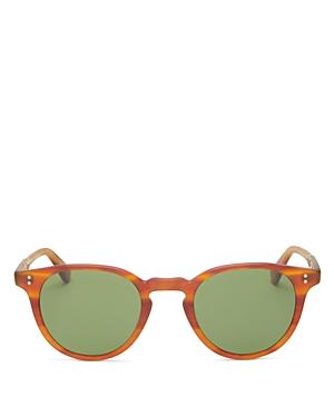 Unisex Clement Round Sunglasses