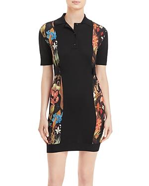 Lanvin Polo Mini Dress