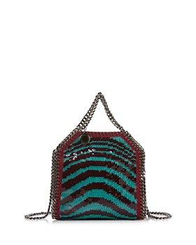 Stella McCartney - Falabella Tiny Sequined Bag