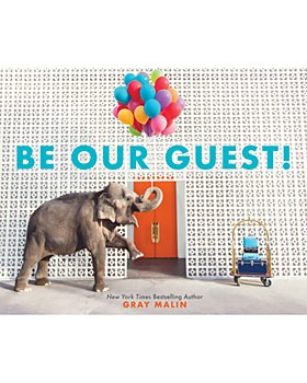 HACHETTE BOOK GROUP - Be Our Guest! Children's Picture Book