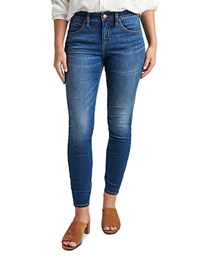 Cecilia Skinny Jeans in Thorne Blue
