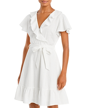 Emily Ruffle Eyelet Dress (47% off) Comparable value $95
