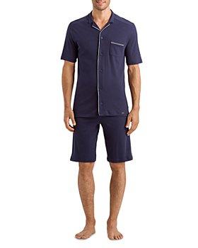 Hanro - Night & Day Short Sleeve Pajama Set