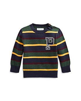 Ralph Lauren - Boys' Striped Polo Sweater - Baby
