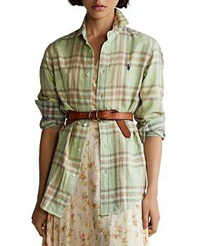 Ralph Lauren - Cotton Plaid Shirt