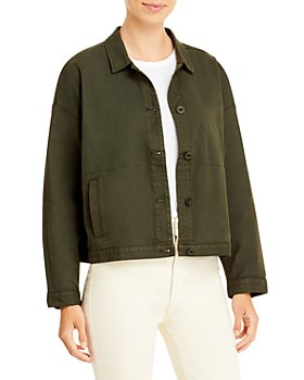 Eileen Fisher - Classic Collar Jacket