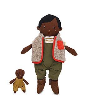 Manhattan Toy - Playdate Friends Ellis Soft Washable Doll - Ages 0+