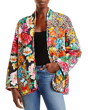 Johnny Was - Sandra Quilted Jacket