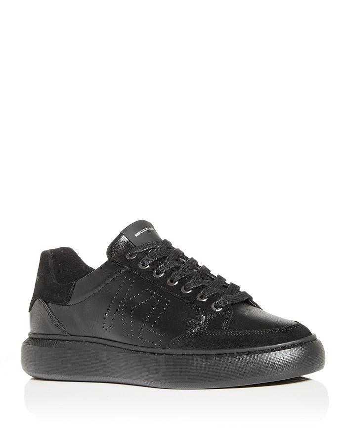 KARL LAGERFELD PARIS - Men's Low Top Sneakers