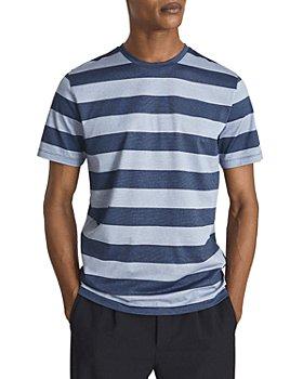 REISS - Tunbridge Striped Crew Tee