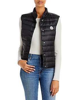 Moncler - Liane Quilted Down Puffer Vest