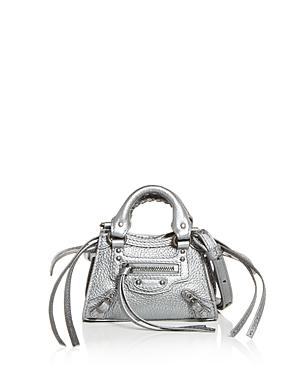 Balenciaga Neo Classic Micro Leather Crossbody