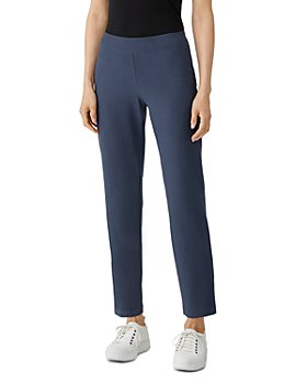 Eileen Fisher - Slim Fit Ankle Pants