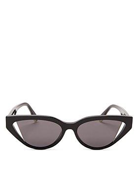 Fendi - Women's Cat Eye Sunglasses, 52mm