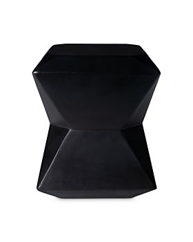 SAFAVIEH - Conan Outdoor Concrete Accent Table