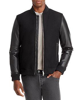 Theory - Evans Modus Melton Jacket