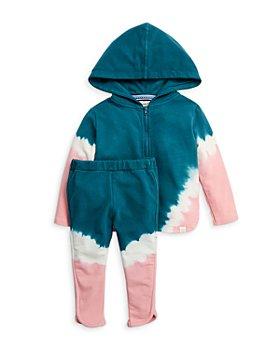 Sovereign Code - Girls' Tie Dyed Hoodie & Leggings - Baby