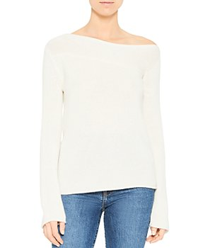 Theory - Asymmetric Cashmere Sweater