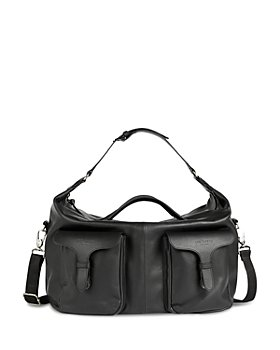 Ted Baker - Smooth Leather Holdall