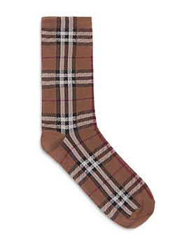 Burberry - Men's Vintage Check Socks