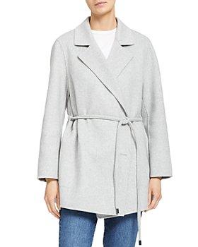Theory - Clairene Wrap Coat