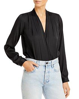 PAIGE - Sevilla Long Sleeve Bodysuit