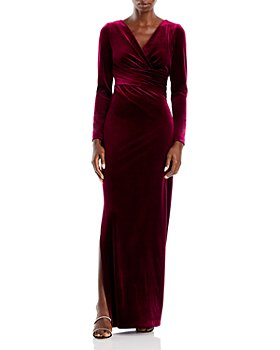 Eliza J - Ruched Gown