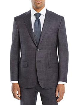 Canali - Canali Siena Denim Effect Classic Fit Suit