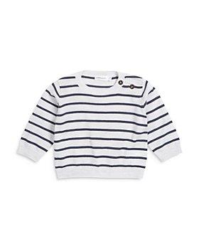Miles Child - Boys' Striped Knit Merino Wool Sweater - Little Kid, Big Kid