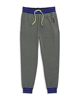 Psycho Bunny - Warwick Cotton Color Blocked Regular Fit Sweatpants