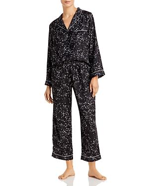 Nikki Star Print Pajama Set