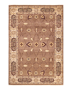 Bloomingdale's Eclectic M1480 Area Rug, 6'2 x 9'1