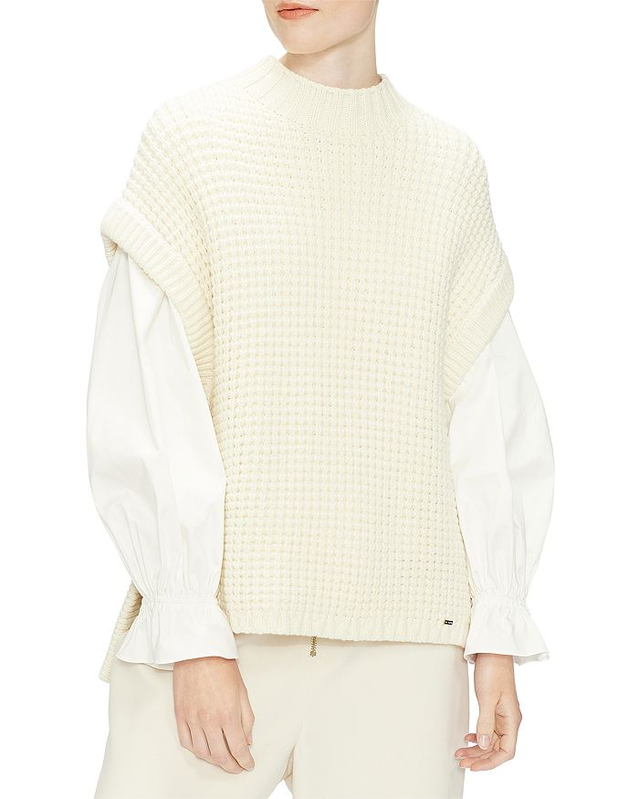 Ted Baker - Chunky Knit Sweater Vest