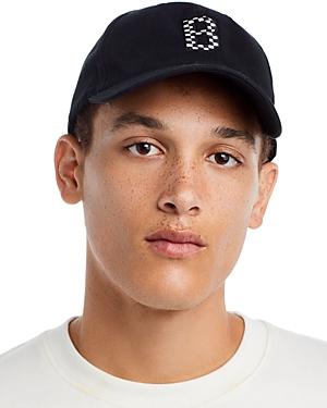 Bloomie's Cotton Logo Baseball Cap