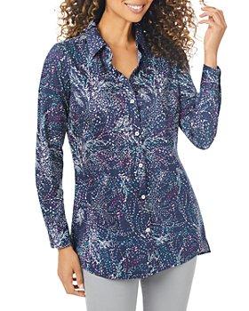 Foxcroft - Isadora Tunic Shirt