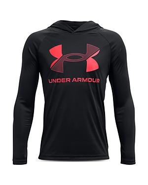 Under Armour Boys' Ua Tech Logo Hoodie - Big Kid