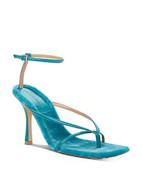 Bottega Veneta - Women's Ankle Strap High Heel Sandals