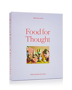 Piecework - Food For Thought 1000 Piece Puzzle