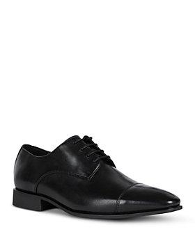 Geox - Men's High Life Cap Toe Lace Up Dress Shoes