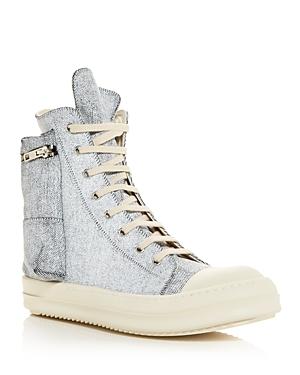 Men's Cargo High Top Sneakers